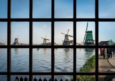 Windmills of Zaanse Schans Corporate Travel