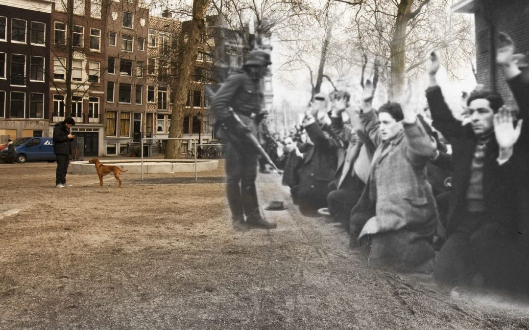 The horrific stories in the Amsterdam Jewish neighborhood during the holocaust