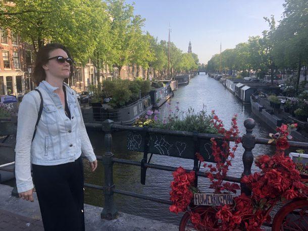 Weekly Walk Amsterdam popup