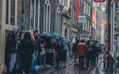 What to do when it Rains in Amsterdam?