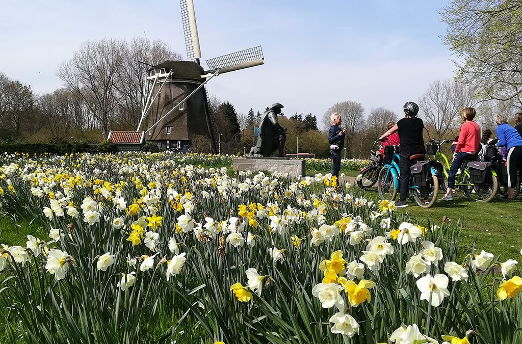 Bike tour from Amsterdam to the Countryside