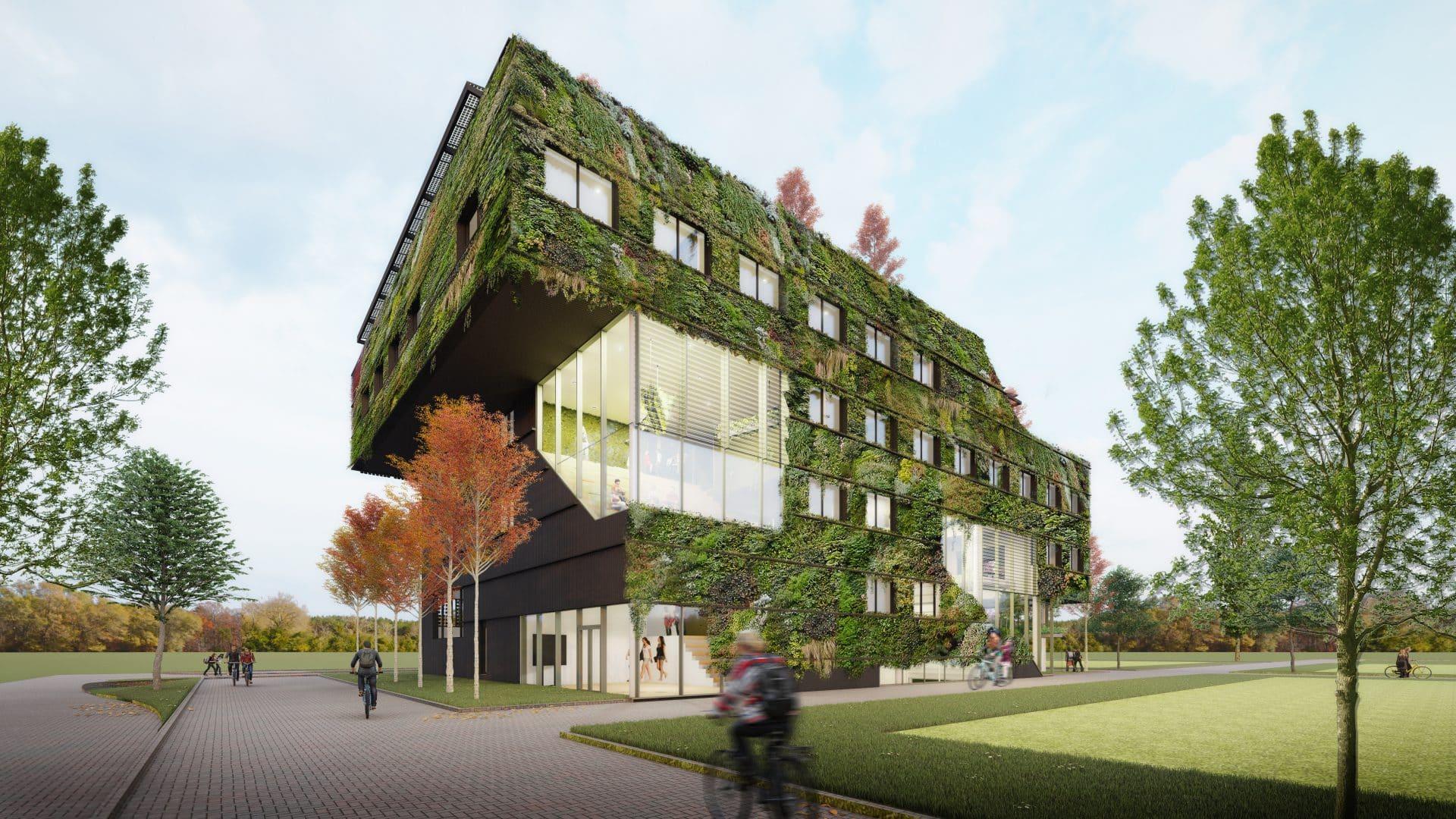 Floriade buildings 2022